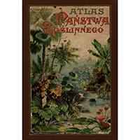 Wilkomm, Maurycy, Atlas państwa roślinnego zawierający 125 tablic kolorowych z 700 rysunkami roślin oraz liczne drzeworyty wśród tekstu szczegółowego