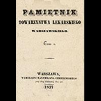 Pamiętnik Towarzystwa Lekarskiego Warszawskiego